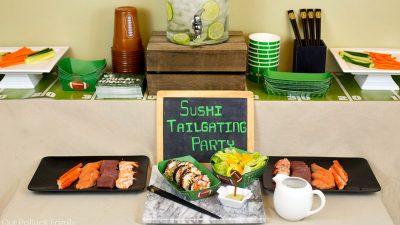 prepared-sushi-table