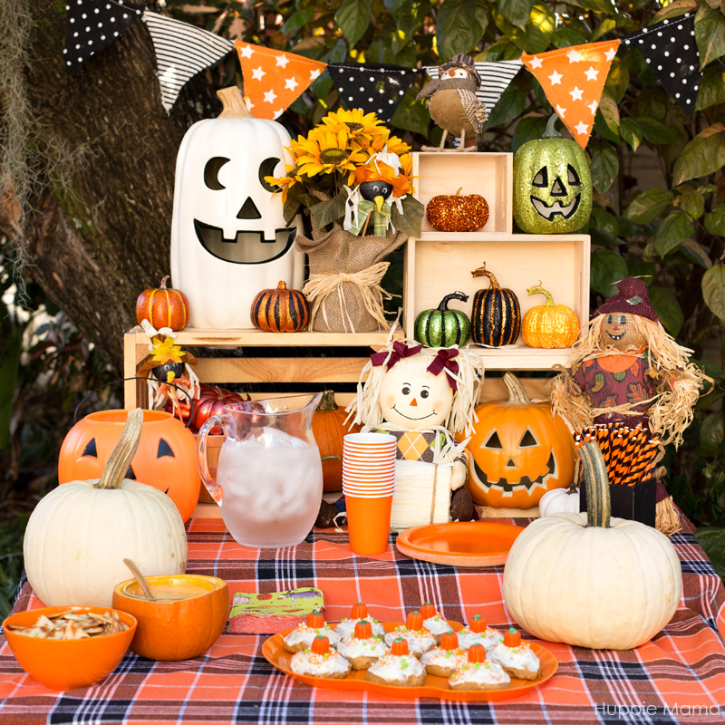 pumpkin-party-table