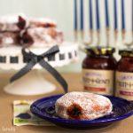 Sufganiyot Fruit-Filled Doughnuts for Hanukkah