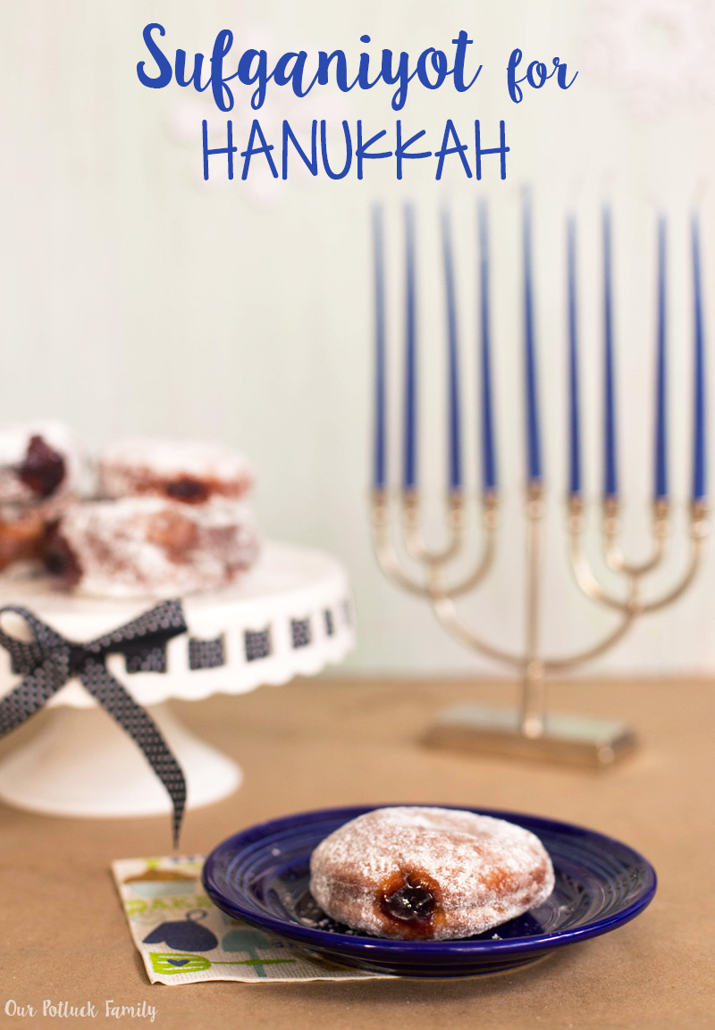 sufganiyot-for-hanukkah