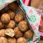 Snickerdoodle Italian Wedding Cookies