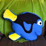Finding Dory Pillow Tutorial