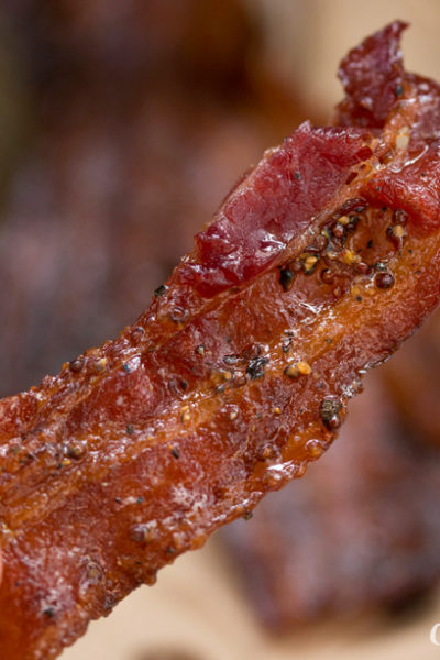 Sweet & Spicy Candied Bacon Recipe