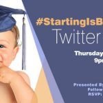 Starting is Believing Twitter Chat 2/23