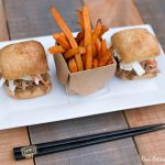 Instant Pot Asian Pork Sliders