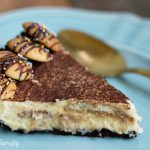 Tiramisu Cookie Pie