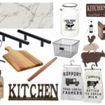 Modern Farmhouse Kitchen Ideas