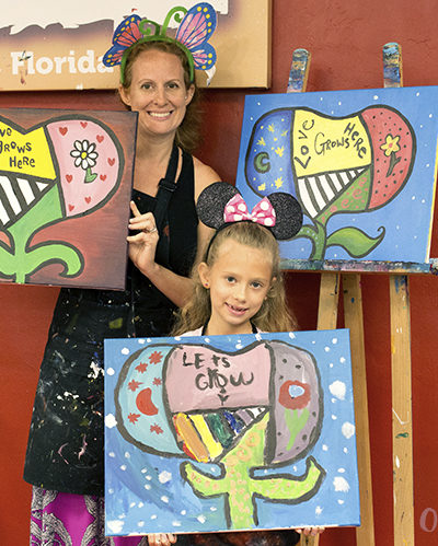 Enjoy Family Time While Painting