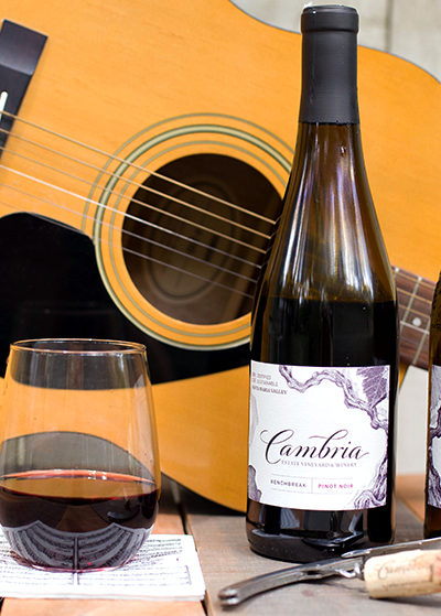 Musical Journey with Wine