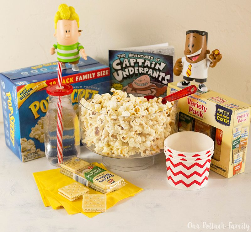 Captain Underpants Movie Party