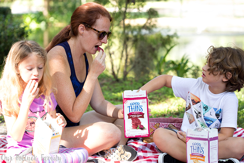 Planning the Perfect Family Picnic