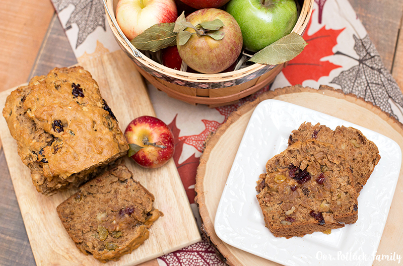 Apple Harvest Bread