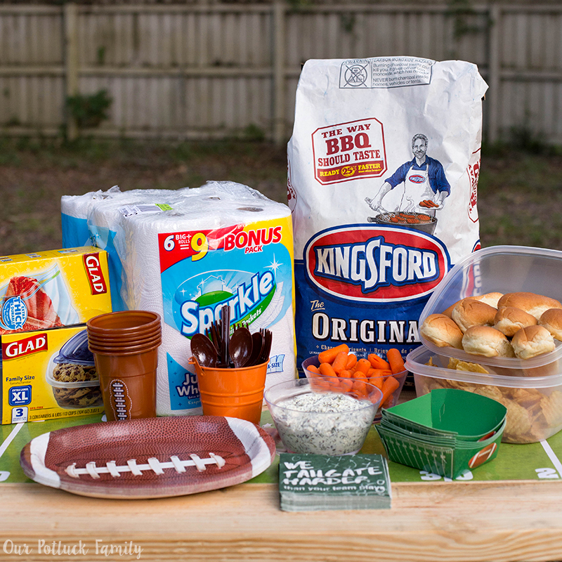 Quick & Easy Homegating Ideas
