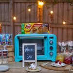 Waffle Bar Tailgating Party