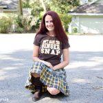 Fall Peasant Skirt Sewing Tutorial