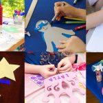 Disney Preschool Crafts