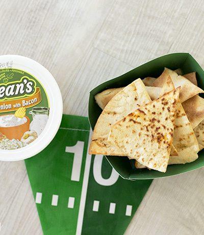 Cajun Pita Chips Recipe