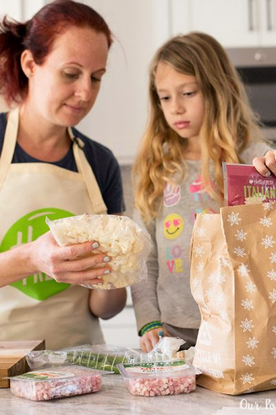 Easy Cooking for Kids with HelloFresh