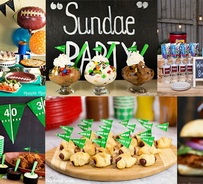 The BEST Super Bowl Party Ideas