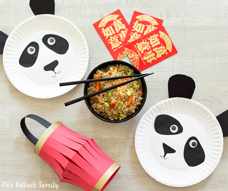 chinese craft ideas celebrate new year with our potluck family 1282