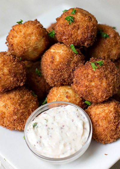 Crunchy Tuna Bites Recipe