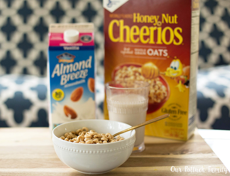 Make Your Life Easier Right Now cereal