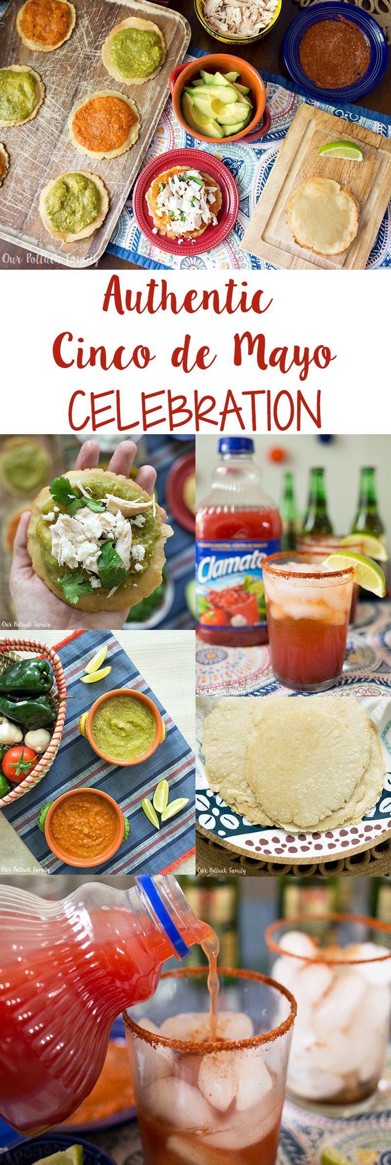 Authentic Cinco de Mayo Celebration