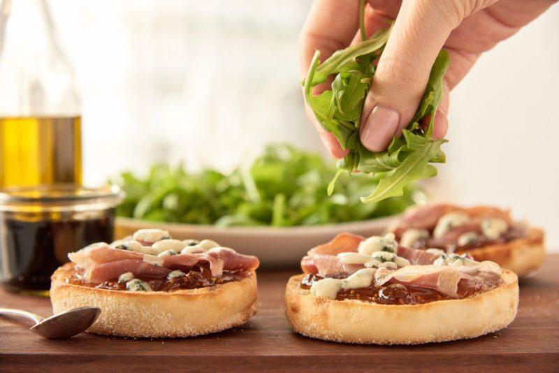 Bays English Muffin Pizza