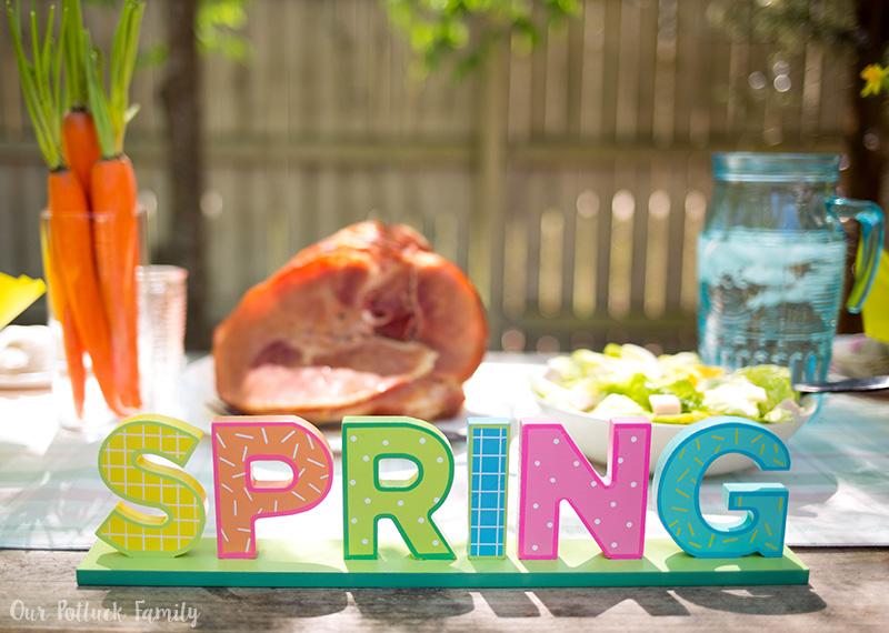 Springtime Easter Garden Party Ideas Our Potluck Family