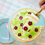 Festive Springtime Sugar Cookie Pizza