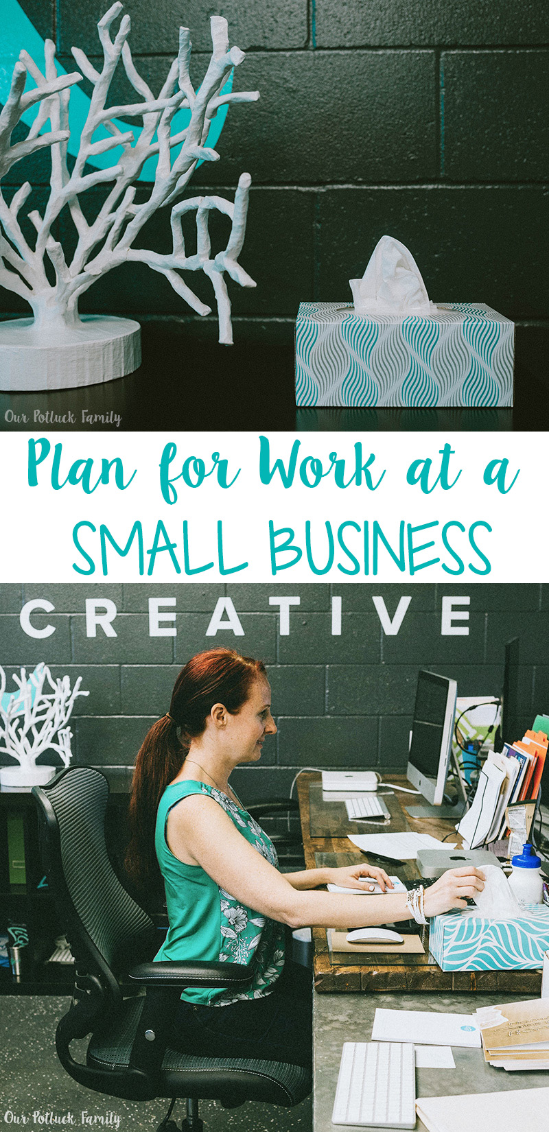 Plan for Work at a Small Business