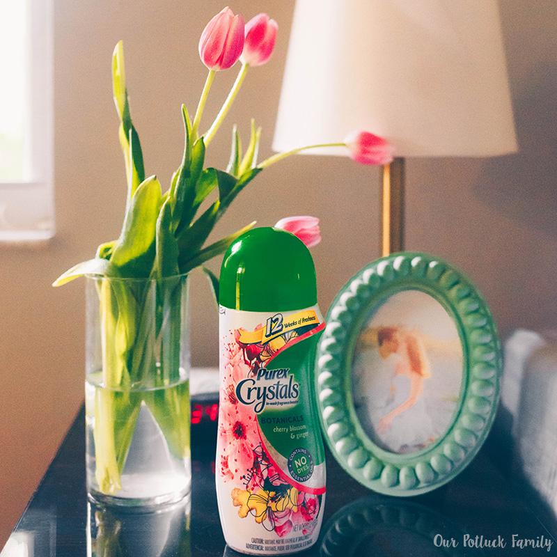 Summer Bedroom Refresh Purex Nightstand