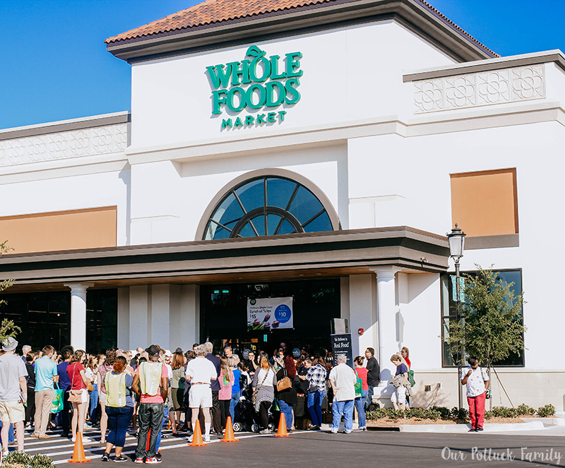 Whole Foods Gainesville Grand Opening