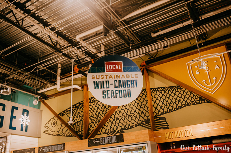 Whole Foods Gainesville Seafood