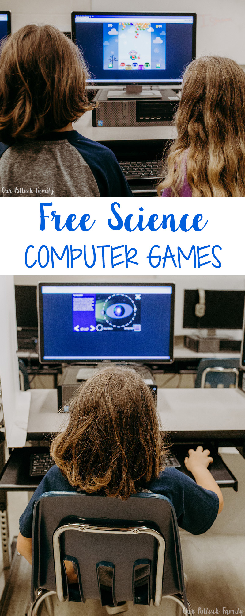 Free Science Computer Games