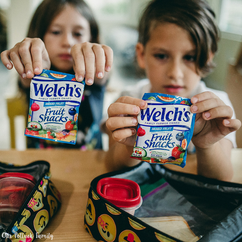 Pack School Lunches Fruit Snacks