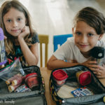 Teaching Kids to Pack School Lunches