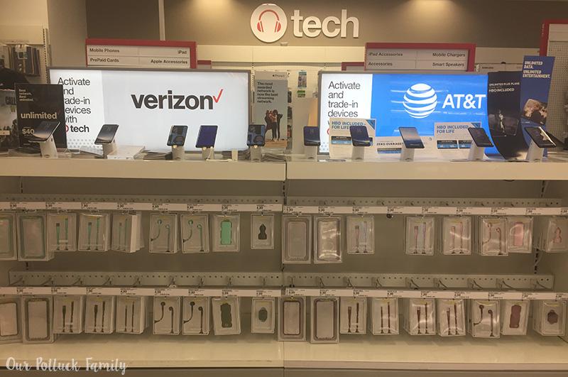 Target Samsung