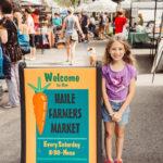 Haile Farmer's Market in Gainesville