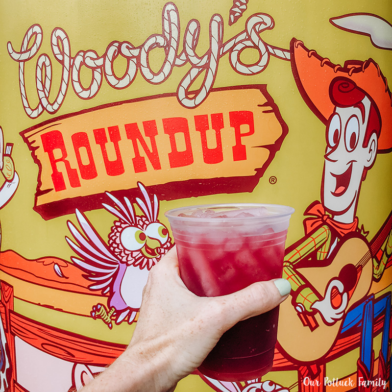 Toy Story Land Grown Up Lemonade