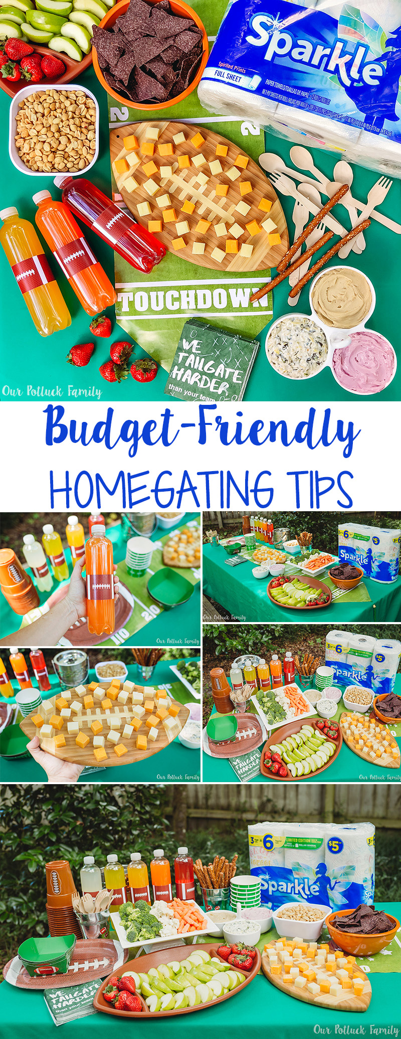 Budget-Friendly Homegating Party Tips