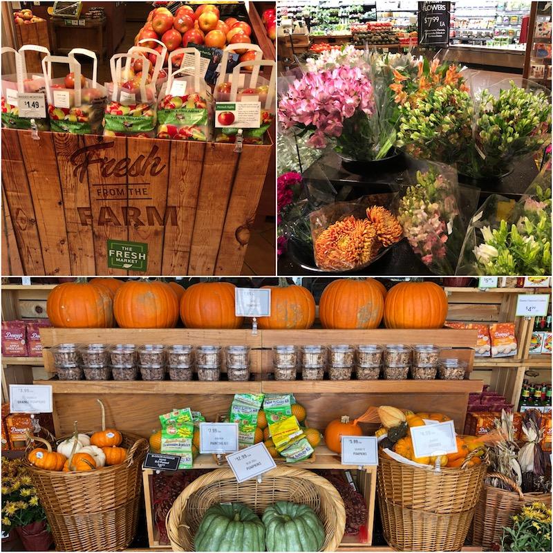 Fall at The Fresh Market