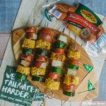 Smoked Sausage Skewers Tailgating Recipe
