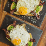 Sunday Brunch Toast Recipe