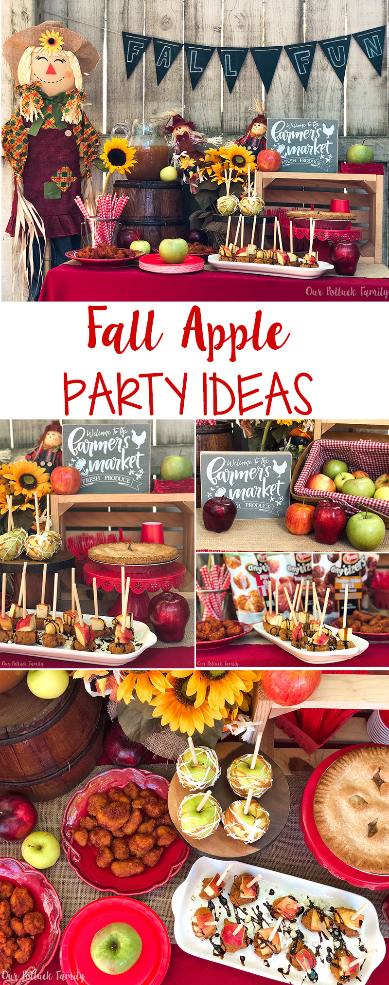 Fall Apple Party