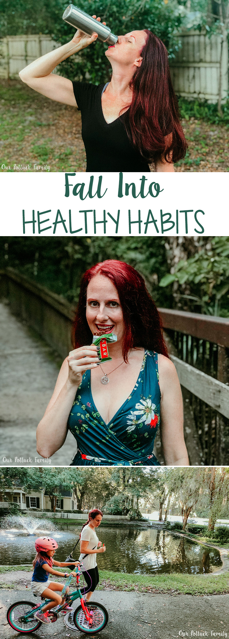 Fall Into Healthier Habits