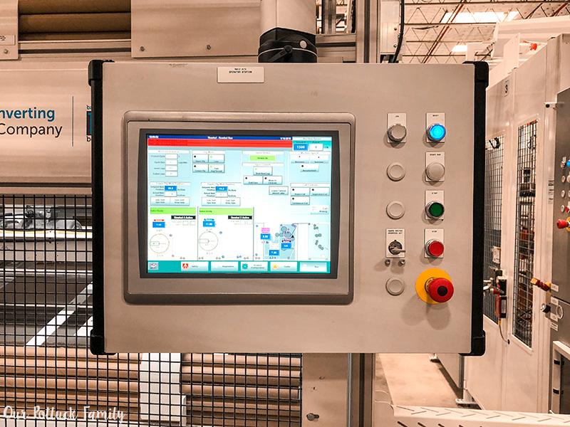 Georgia-Pacific Mill technology