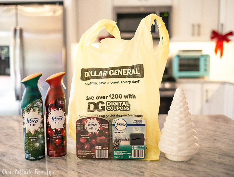 Holiday Kitchen Decorating Dollar General