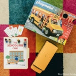 Printable School Bus Game