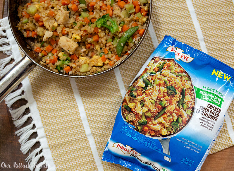 Schedule Time Fried Rice
